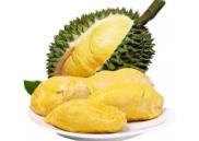 马来西亚进口榴莲自然熟和不熟的解决办法