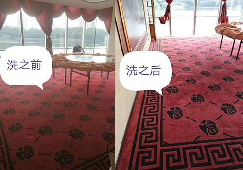 花都上门地毯清洗服务