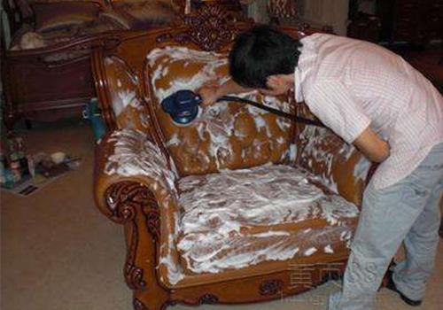 天河上门沙发清洗服务