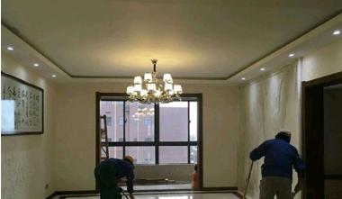 谈谈广州保洁公司是如何对壁纸墙纸进行清理的
