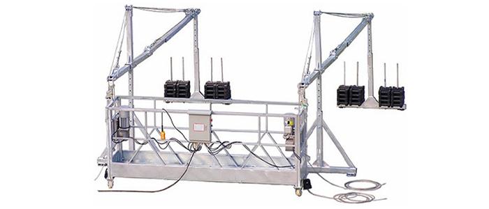 云南建筑电动吊篮租赁公司提醒您做好这些工作可以减少事故概率