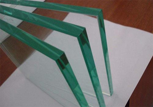 区域钢化玻璃