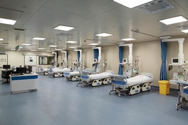 重症手术室净化监护室
