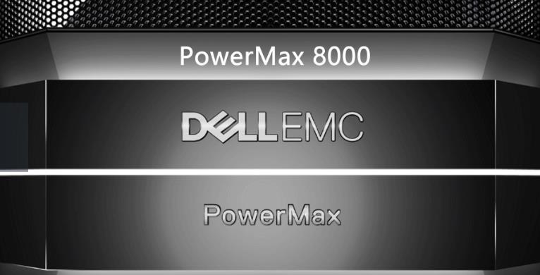 储存阵列Dell EMC PowerMax 8000