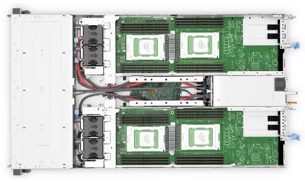 戴尔C6520服务器