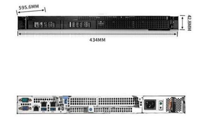 戴尔R240服务器产品图片