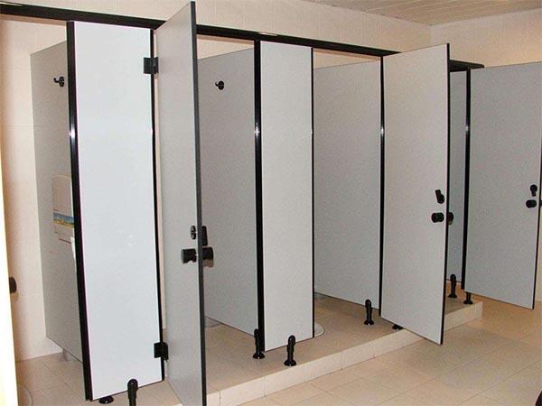 公共厕所卫生间隔断