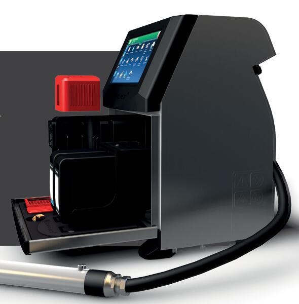 高速生產線噴碼機偉迪捷1580
