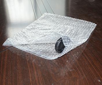 二层透明气泡袋