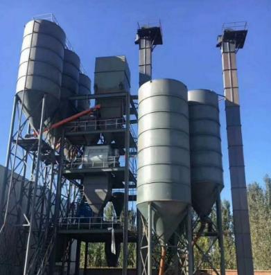 大型干粉砂浆生产线