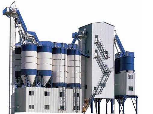 预拌砂浆生产设备