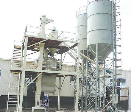 天津干粉砂浆设备