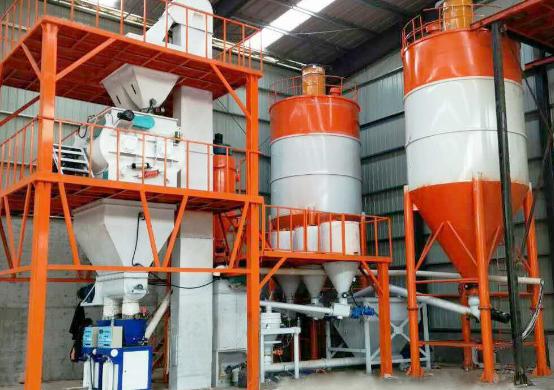 山东干粉砂浆设备