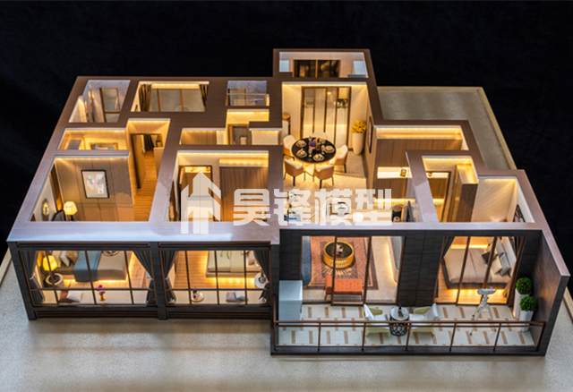 昆明建筑模型的照明方式都有哪些