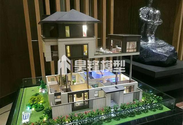 云南别墅沙盘模型特点展示需要借鉴一些展示功能