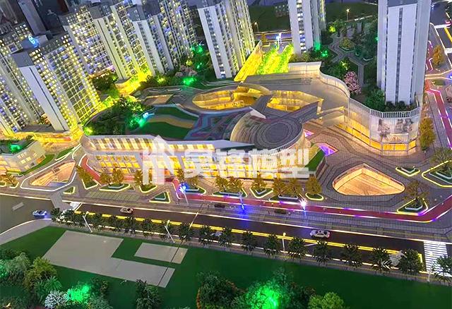 如何制作房地产模型?云南地产模型制作公司带你了解