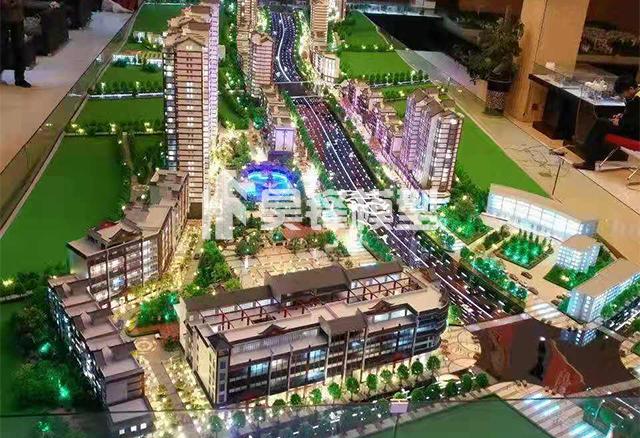 云南商业综合体沙盘模型,昆明商业综合体沙盘模型制作