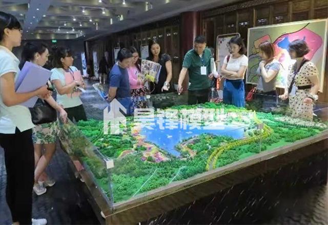 云南规划模型定制公司