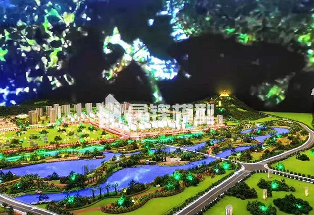 城市规划沙盘模型定制