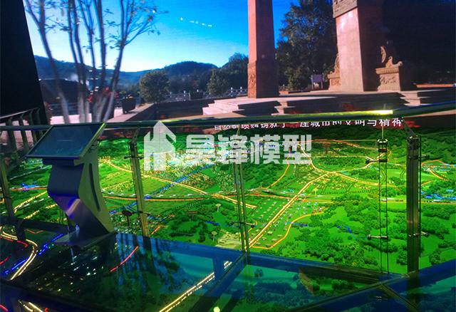 城市规划馆模型制作