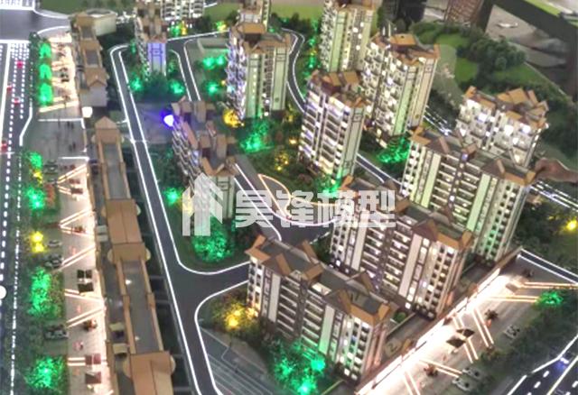 云南房地产模型制作公司