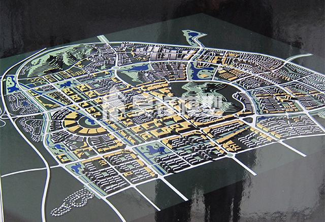 落地式区位模型