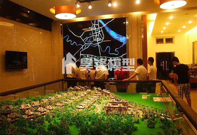 区域模型-版纳林语半山