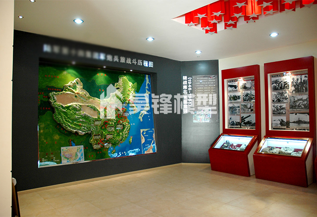 云南军事沙盘模型制作,昆明军事沙盘模型设计