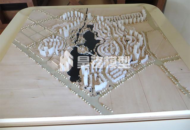 工作模型-石林桃园水乡