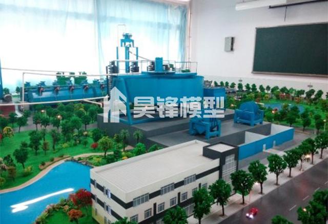 云南厂区模型制作,昆明厂区模型定制