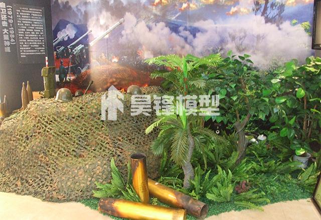 云南自然场景模型