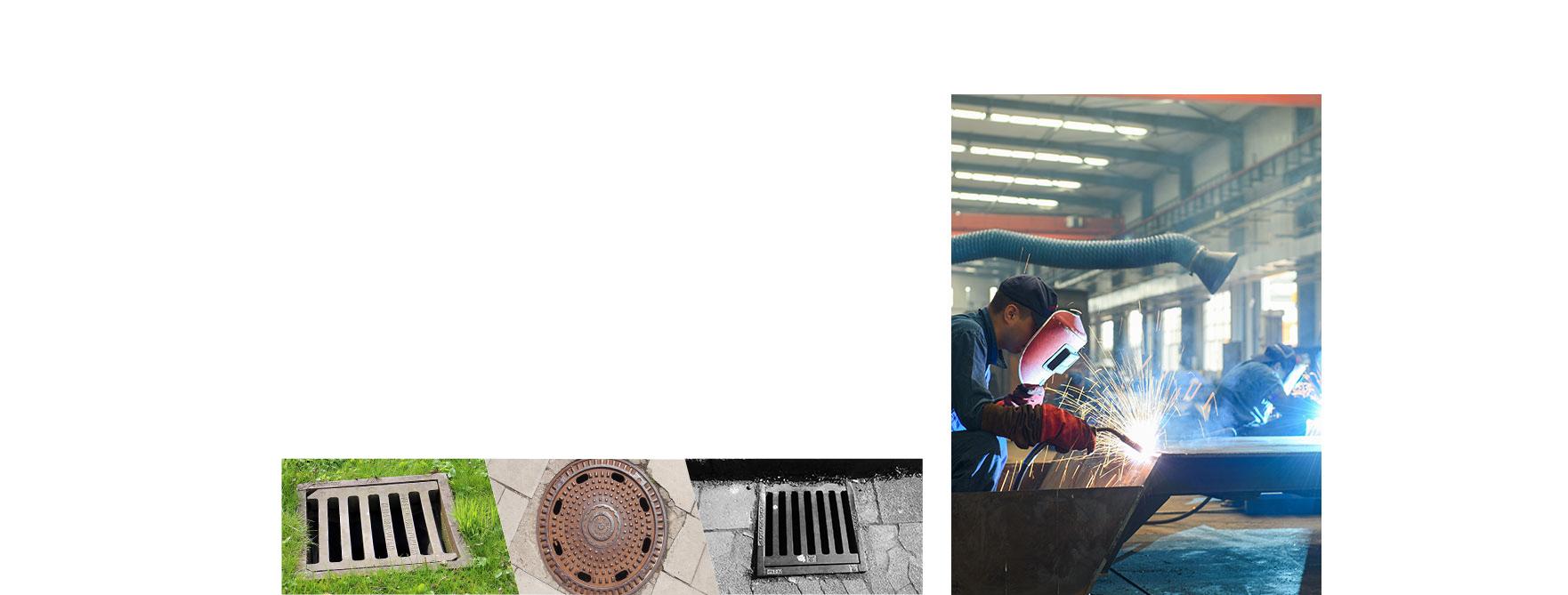 山西铸铁井盖厂