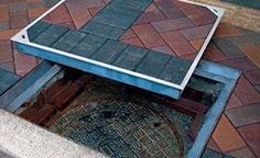 不锈钢隐形井盖的特点和特殊的工艺性能
