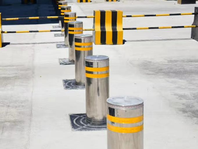 露天的防撞柱用什么涂料比较好?