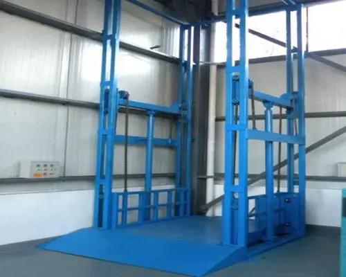 14米液压升降货梯