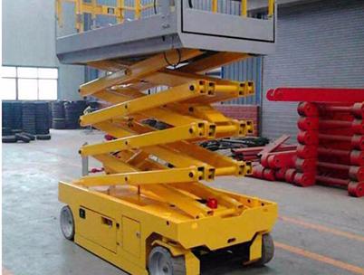 装卸货升降平台
