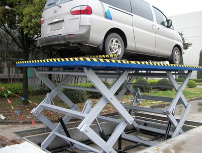 汽车装卸升降平台
