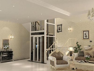 五层别墅电梯
