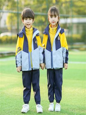 幼儿园园服冲锋衣H006