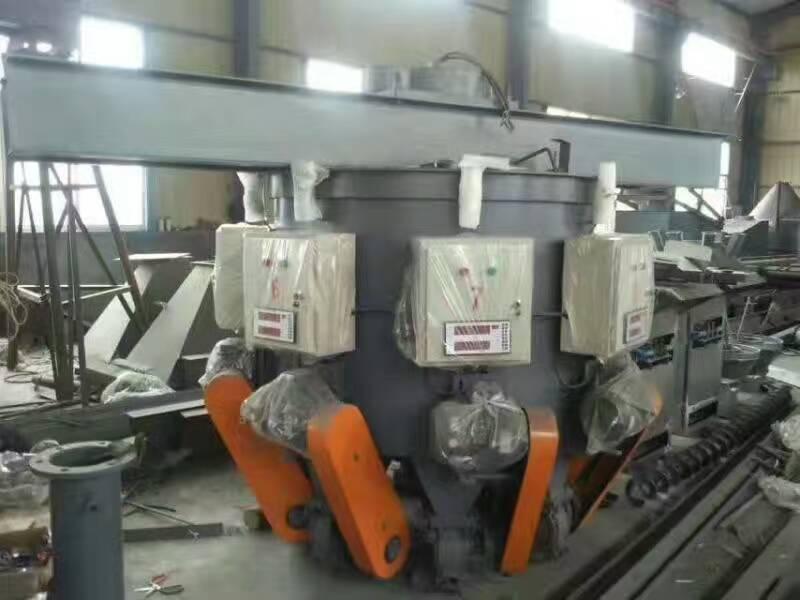 水泥包装机的技术改进介绍