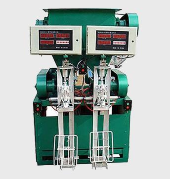 敞口式干粉砂浆包装机