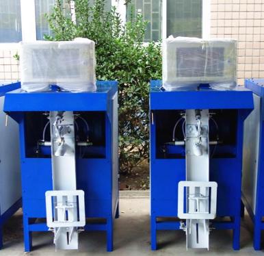 山东石灰粉包装机