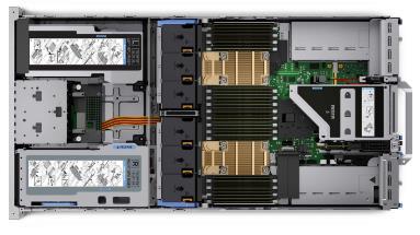 戴尔R750xa服务器图片