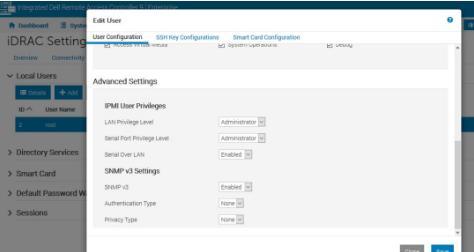 戴尔服务器如何在服务器上设置SNMP Trap告警,并配置管理端接收信息
