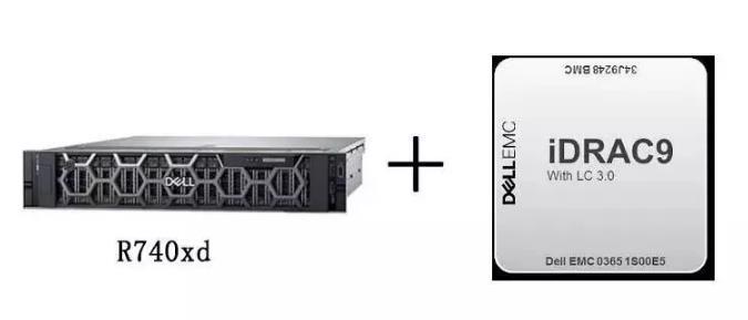 戴尔R740xd服务器