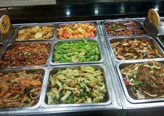 食堂 菜品