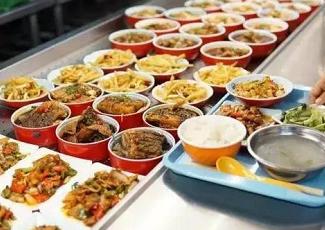 食堂承包菜品