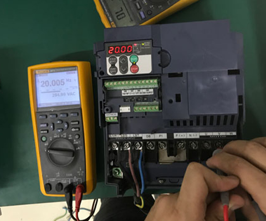 变频器模块维修