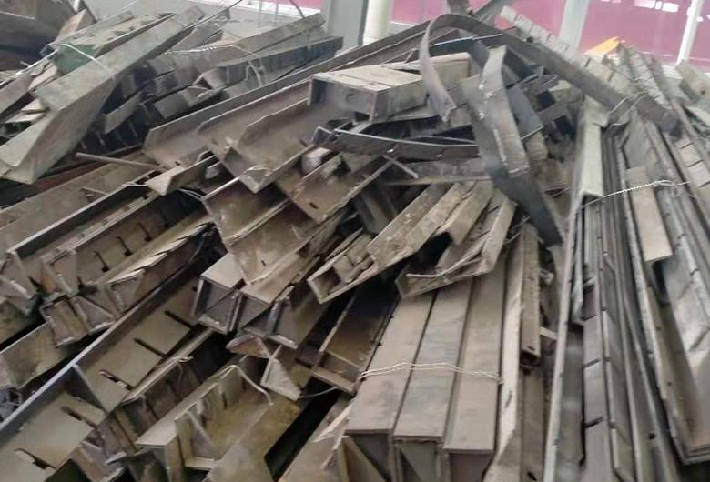 机加工钢板回收多少钱一吨量大从优