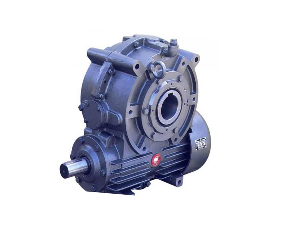 SCWO轴装式圆弧圆柱蜗杆减速机
